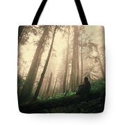 She Is At Peace Tote Bag