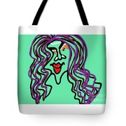 She Is Style Tote Bag