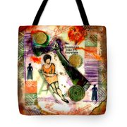 She Remained True Tote Bag