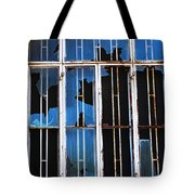 She Stood Still Tote Bag
