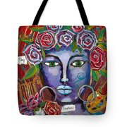 She Who Restores Wellness Tote Bag