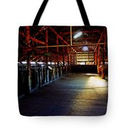 Shearing Shed From A Bygone Era Tote Bag