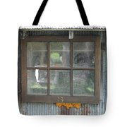 Shed Window Tote Bag