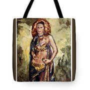 Sheeba Tote Bag