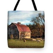 Sheep Farm Tote Bag