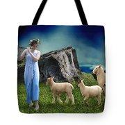 Sheep Whisperer Tote Bag