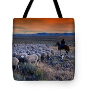 Sheepherder Life Tote Bag