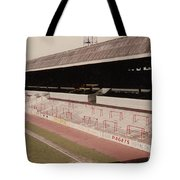 Sheffield United - Bramall Lane - John Street Stand 1 - 1970s Tote Bag