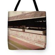 Sheffield United - Bramall Lane - John Street Stand 2 - 1970s Tote Bag