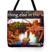 Sheikra Poster Add One Tote Bag