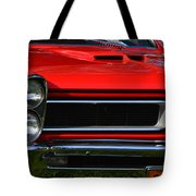 Red Gto Tote Bag