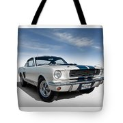 Shelby Mustang Gt350 Tote Bag