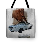 Shelby Gt350 Tote Bag