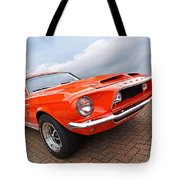 Shelby Gt500kr 1968 Tote Bag