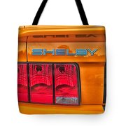 Shelby Tail Light Tote Bag