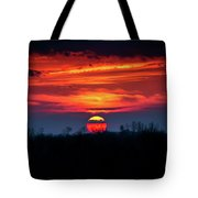 Shelby's Sunset Tote Bag