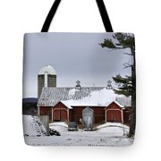 Sheldon Barn Tote Bag