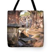 Sheldon Church Tote Bag