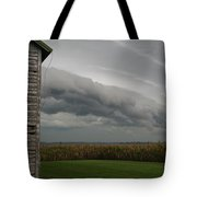 Shelf Cloud 16 Tote Bag