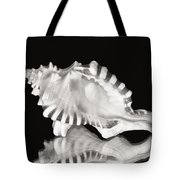 Shell And Reflection Tote Bag