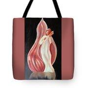 Shell Angel Tote Bag