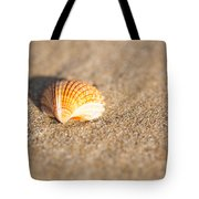 Shell On The Beach 2 Tote Bag