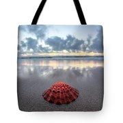 Shell Rise Tote Bag