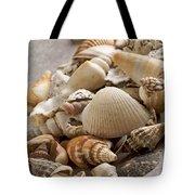 Shellfish Shells Tote Bag