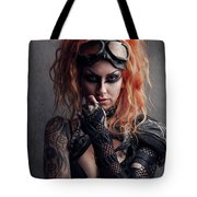Shelly 1 Tote Bag