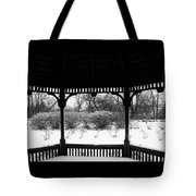 Shelter From The Storm       Landscape     Indiana Tote Bag