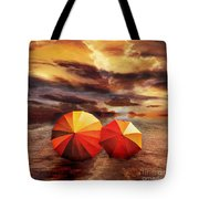 Shelter Tote Bag by Jacky Gerritsen