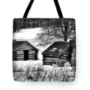 Shelter The Soldiery  Tote Bag