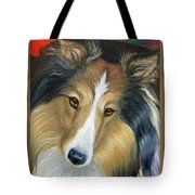 Sheltie - Collie Tote Bag