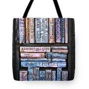 Shelved - 12 Tote Bag