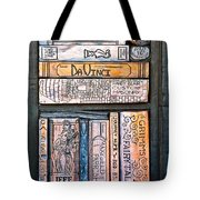 Shelved - 6 Tote Bag