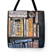 Shelved - 7 Tote Bag