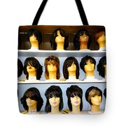 Shelved Sisters Tote Bag