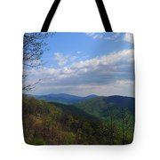Shenandoah Skies Tote Bag
