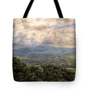 Shenandoah Valley - Storm Rolling In Tote Bag