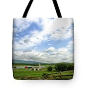 Shenandoah Valley West Virginia Scenic Series Tote Bag