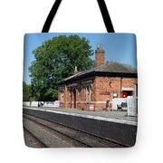 Shenton Station Tote Bag