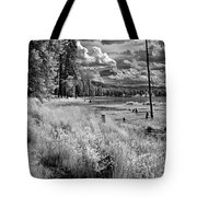 Shepard Lake Tote Bag