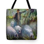 Shepherd... Tote Bag