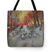 Shepherd's Delight Tote Bag