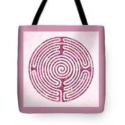 Shepherd's Race - Rose Tote Bag