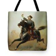 Sheridan's Ride Tote Bag by Thomas Buchanan Read