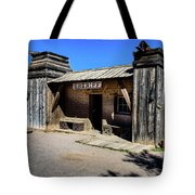 Sheriff Office - Old Tucson Tote Bag