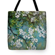 Sherry Flowers 2 Tote Bag