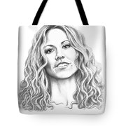 Sheryl Crow Tote Bag