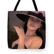She's A Lady Tote Bag